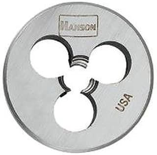 Hanson 3821 Die 1/4-24 Ns-HCS Adj Round