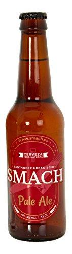 Smach Pale Ale Cerveza De Malta - 330 ml - [paquete de 4]