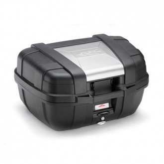 Kappa KGR52 Garda Monokey top-case, 52 litres Volume, with Cover Made of Aluminium, 10 kg Additional Load