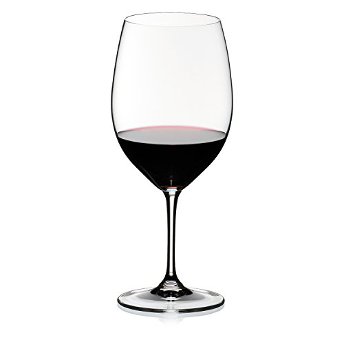 Riedel Vinum Bordeaux Crystal Wine Glasses, Pay 6 Get 8