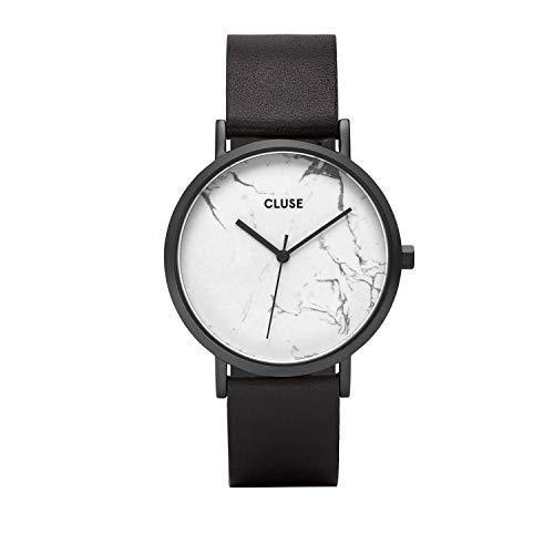 Cluse Reloj Analógico para Mujer de Cuarzo con Correa en Cuero CL40002