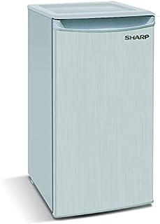 Sharp 150 Liters Single Door Refrigerator, Silver - SJ-K155X-SL3