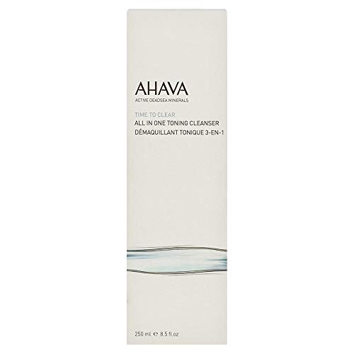 Ahava All in 1 Toning Cleanser