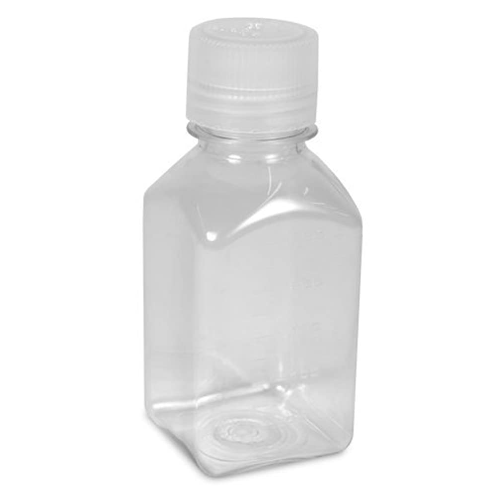 アクセント野な炭素NALGENE(ナルゲン)細口角透明ボトル250ml 91109