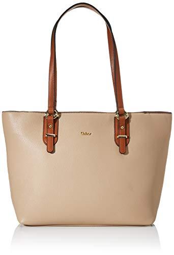 Gabor Shopper Damen, Beige, Madura, 41x14x27 cm, Handtasche groß, Umhängetasche