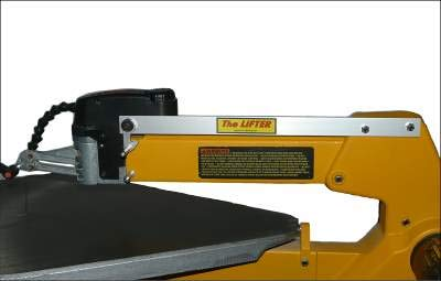 Papa's Workshop The Scroll Saw Lifter - for The Dewalt 788 and Delta 40-690 Scroll Saws