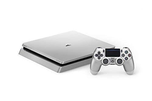 PlayStation 4 (PS4) - Consola De 500 GB, Color Plateado + 2 Mandos Inalámbricos DualShock 4 [Importación Alemana]: Amazon.es: Videojuegos
