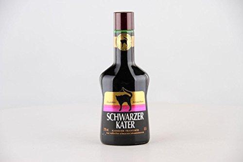 Schwarzer Kater - 0,5 Liter 22%