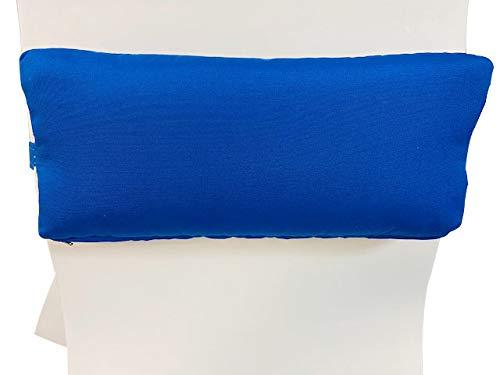 Sunbrella Headrest Pillow -fits Ledge Lounger (Pacific Blue)