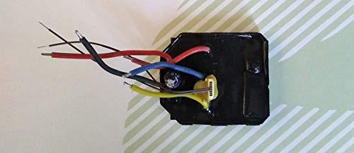 UNITED TRADE Vareador de olivas para tarjeta eléctrica de repuesto
