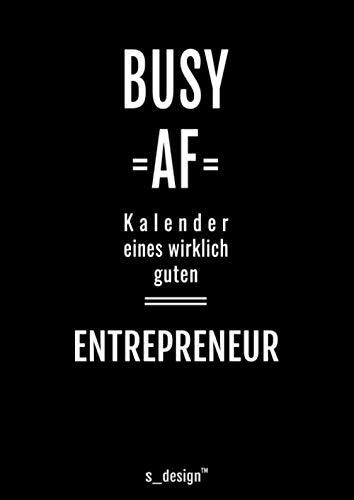 Kalender 2021 für Entrepreneur / Unternehmer: DIN A4 Tagesplaner / Wochenplaner / Terminkalender für das ganze Jahr: Termin-Planer / Termin-Buch / ... von 7 bis 21 Uhr (4 Termine pro Stunde)