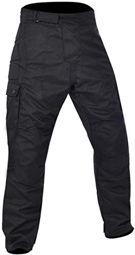 T17B3XL - Oxford Spartan Motorcycle Trousers 3XL Black