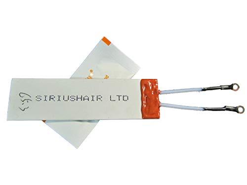 SIRIUSHAIR® 70 OHM GHD 5.0 MAX Calentador de cerámica ancho