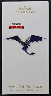 2010 Hallmark - How to Train Your Dragon - Ornament