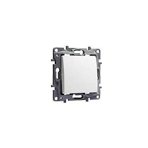 Legrand - 664704 cruzamiento 10ax/230v blanco niloe Ref. 6560801007