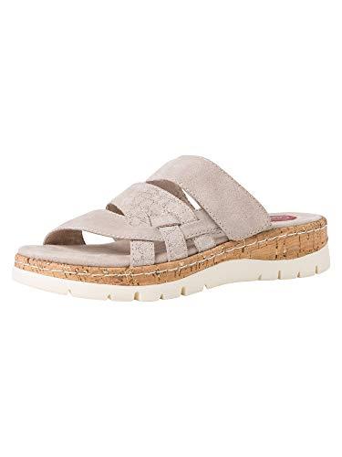Jana Femmes Sandale 8-8-27400-24 347 Largeur H Taille: 36 EU