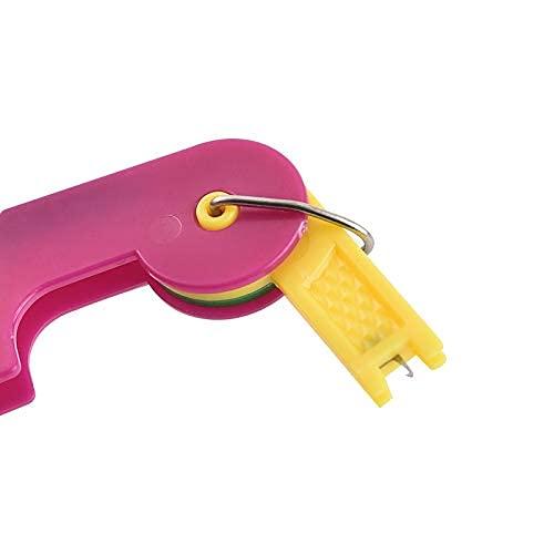 YUEMA Lot de 5 enfile-aiguilles automatiques pratiques pour enfilage d'aiguilles
