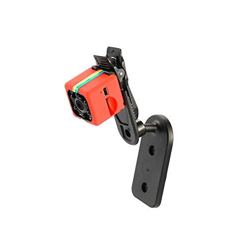 Montloxs SQ11 1080P Portable Sport DV Mini Monitor de visión Nocturna Multifuncional Protecciones de Seguridad para el hogar Cámara Grabadora de Video Digital DV para automóvil