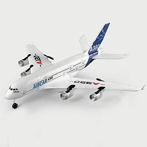 CHENBAI Ferngesteuertes Flugzeug Starrflügel, 2,4 GHz Spannweite Segelflugzeug,...