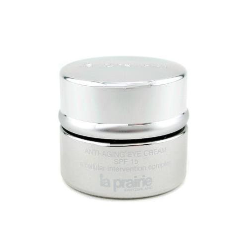 La Prairie Collection femme/woman, Anti-Aging Eye Cream SPF15, 1er Pack (1 x 15 ml)