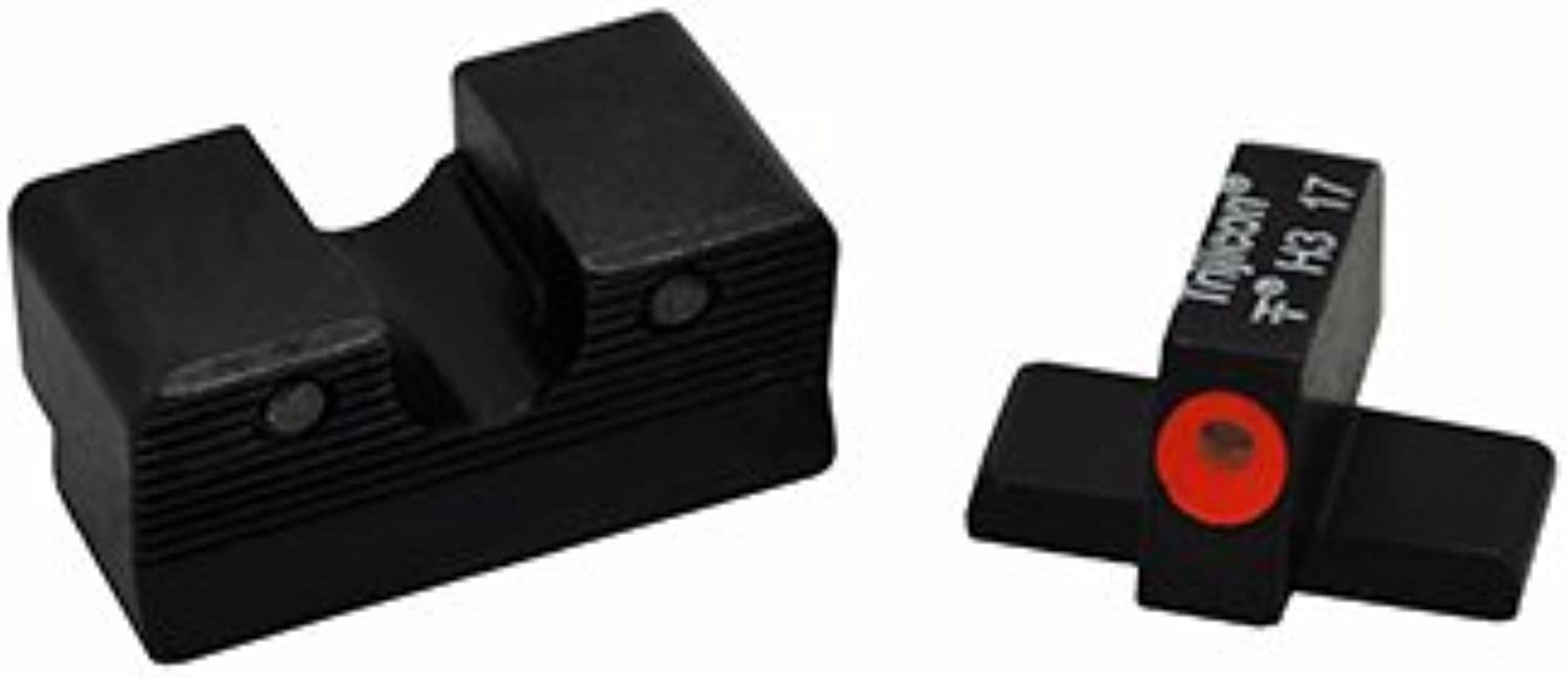 Trijicon Trijicon HD XR Night Sights HD XR Night Sight Set with orange Front Outline for Sig Sauer .40S&W, .45ACP