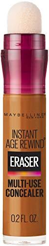 Maybelline Instant Age Rewind Eraser Dark Circles Treatment Multi-Use Concealer, Hazelnut, 0.2 Fl Oz (Pack of 1)