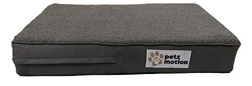 Colchon Para Perros Impermeable Marca Petzmotion
