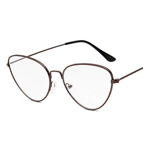ShSnnwrl Único Gafas de Sol Sunglasses Vintage Cateye Gafas De Sol Mujer Diseñador Candy Color Street Las Mejores Gafas De Sol Al