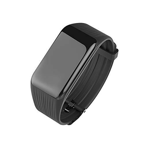 Jiudong Pulsera repelente de mosquitos: pulsera repelente de mosquitos ultrasónico, recargable por USB IP67 impermeable portátil anti-mosquito reloj para hombre, hembra