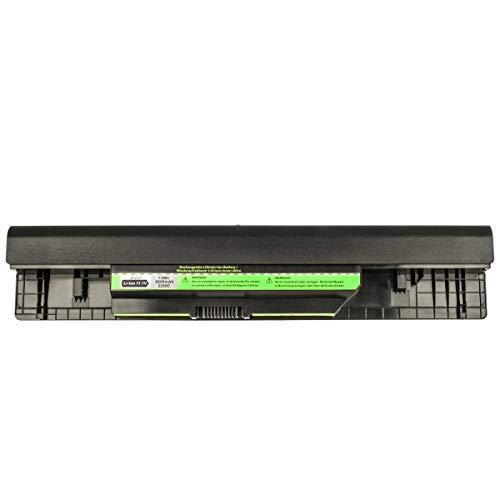 Akku kompatibel mit Dell Inspiron 14, 1464, 15, 1564, 17, 1764 - ersetzt 05Y4YV, 0FH4HR, 451-11467, 5YRYV, 9JJGJ, JKVC5, NKDWV - Li-Ion 6600mAh 11.1V - schwarz