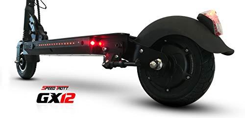 SPEEDTROTT GX-12 Trottinette électrique citadine étanche IP65