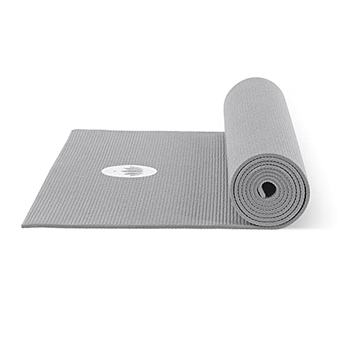 Lotuscrafts Esterilla Yoga Antideslizante Mudra Studio XL - Colchoneta Yoga Antideslizante Ecologica - Esterilla Pilates y Yoga - Alfombra Yoga - Eco Yoga Mat