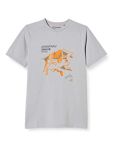 Mammut Camiseta Mountain Hombre Camiseta Hombre