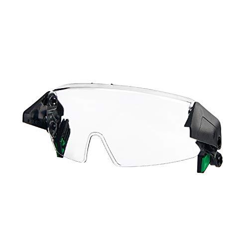 MSA 10194820 H1 V-Gard - Gafas de media cara transparente