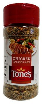 Tone's Chicken Seasoning, 2.5 oz (3 pack)