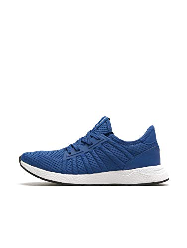 JACK & JONES Herren JFWMIKE MESH Blue NOOS Sneaker, Blau (Limoges Limoges), 45 EU