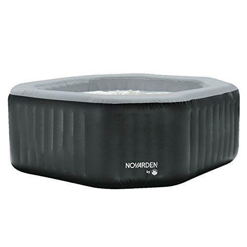 NOVARDEN NSI50 Spa gonflable by NETSPA 5/6 places-Piscines & Spas Spas