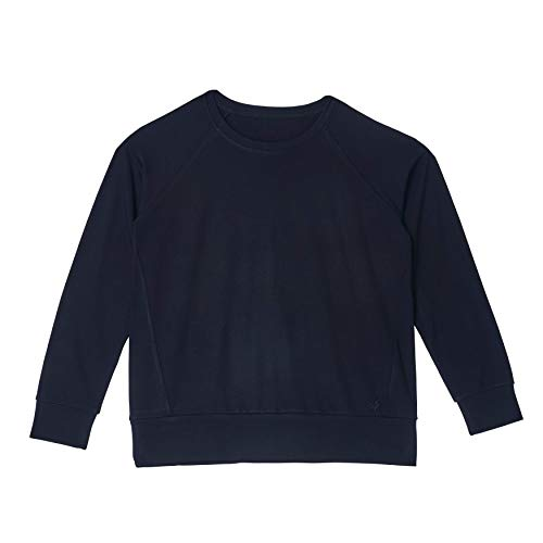 Cozy Earth Ultra-Soft Bamboo Pullover Crew