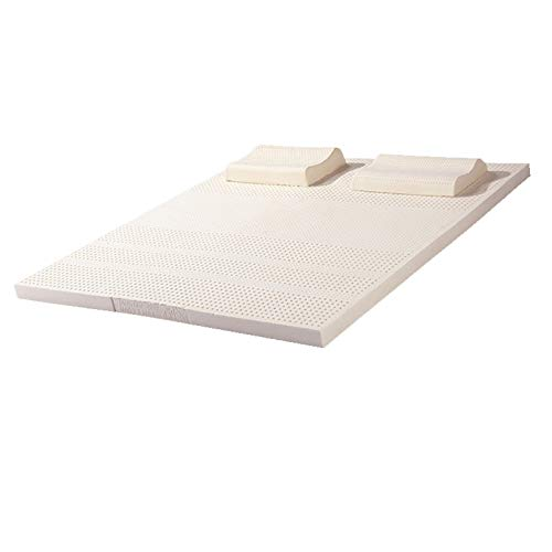 haozai Latex Mattress,Antibacterial And Anti-mite,Honeycomb Vent,Soft And Comfortable,Orthopaedic 7-Zone Mattresses,Natural Latex Mattress
