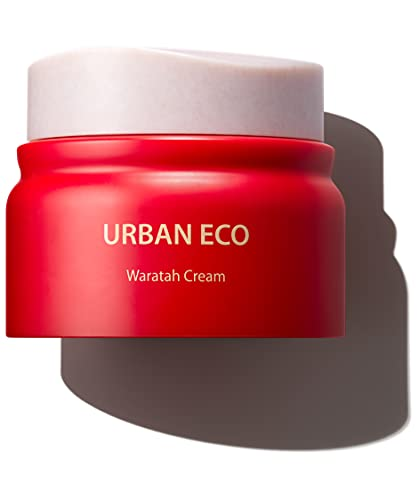 The Saem – Crema Facial Antiarrugas, línea Urban Eco Waratah. Contenido 50ml.