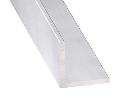 CQFD Cornière alu anod. inc. 25x25x1,5mm 1m