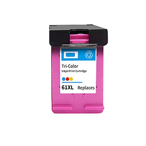 Cartuchos de tóner compatibles HP 61XL para HP Deskjet 1000 1050 2000 2050 3000 3050 1510 1010 2620 2540 2510 ENVY4500, color económico