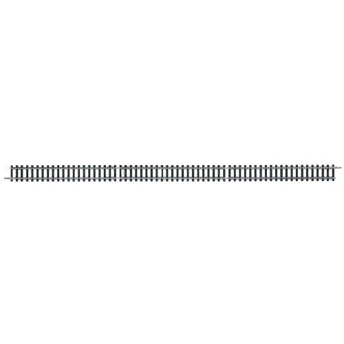 Trix 14902 - Gleis ger. 312,6 mm, Inhalt  10 Stück, Minitrix