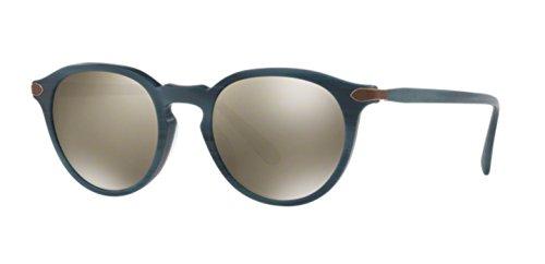 Nuevas gafas de sol Oliver Peoples 0OV 5353 QF RUE MARBEUF 160039 SEMI MATTE INDIGO DENIM