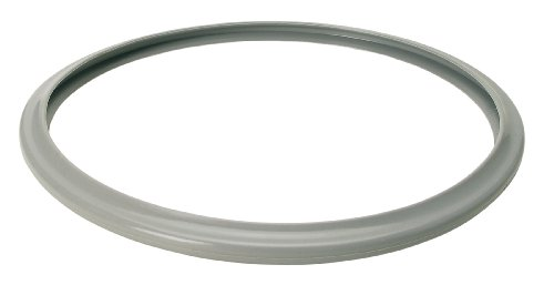 ELO Dichtungsring Praktika Plus-XL Ø22cm für Schnellkochtopf, Silikon, Grau