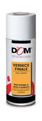 DOM 628 Fissativo Spray, 400 ml