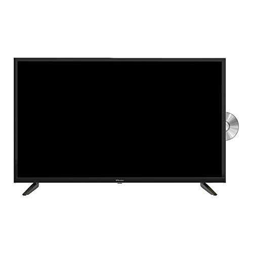 """EMtronics 32"""" Inch HD Ready LED TV with Built-in DVD Player and USB Media Player"""