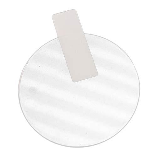 B Baosity 39mm Armbanduhr Runde Schutzfolie Gehärtetes Glas Displayschutzfolie, Transparent