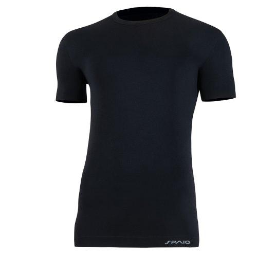 SPAIO RELIEVE T-shirt – körpernah léger anti-odeurs XXL Noir - Noir