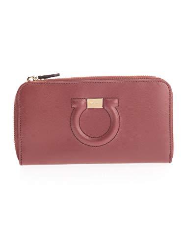 Salvatore Ferragamo Luxury Fashion Mujer 22C843 Rojo Billetera | Otoño-Invierno 19